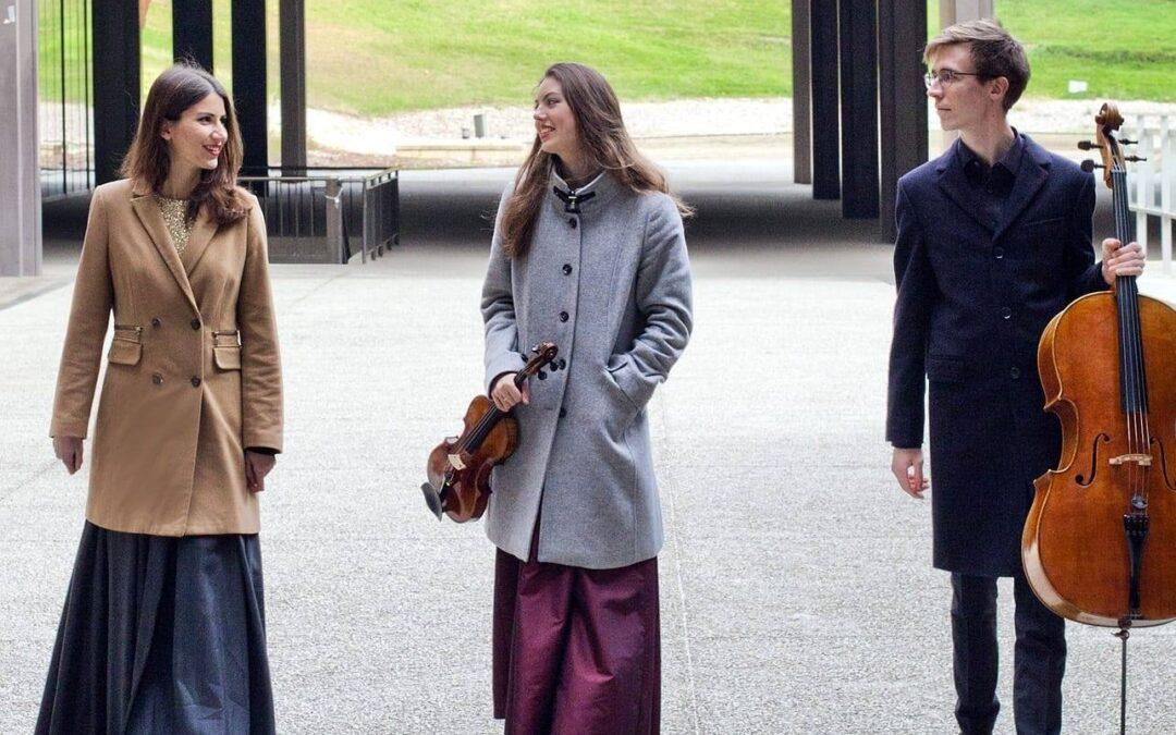 Concierto Trio le Beau en Goßlerhaus Hamburg (postpuesto)