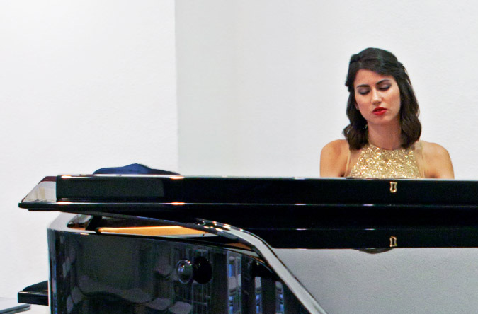 Recital en la Konzertsaal de HFMT Köln