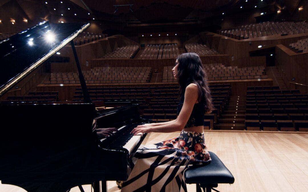 Recital in the opening of the season at Teatro Salón Cervantes